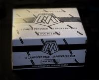2020 NFL 马赛克 白盒 一盒12包 一包15张卡 博超火大比例起源折 新秀银折 /15蓝折  好年份 各种超级新秀 投资自拆都很合适 第四盒