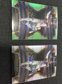 德里克 罗斯 select 绿折 55/75 银折 不累计 具体卡片信息和品相以照片为准 非科比 詹姆斯 东契奇 特雷杨 莫兰特 非新秀