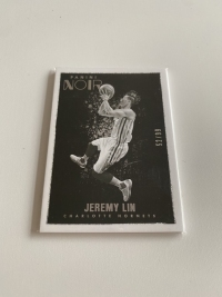 2015-16 Noir 林书豪黄蜂队99编普卡 理财产品 《BC0010》