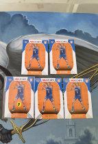 【1118】<<苏州卡通>> HOOPS 新秀 RC 普通和雪花版5张一起 OBI TOPPIN 奥比-托平(品见大图)