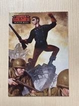 2020 漫威大师MP 一阶段 加入海报封面版 #27 冬兵巴基 复仇者联盟 限量/1499 专收收藏投资 MAY204