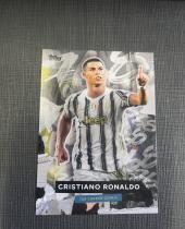 topps now C罗 罗纳尔多 生涯768球总进球世界第一 梅西绝代双骄 尤文图斯 曼联 皇家马德里 葡萄牙