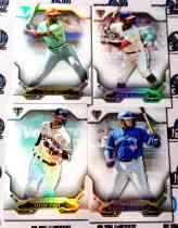 【天龙球星卡】 UNI 2020 MLB TOPPS BUNT系列 折射厚卡base打包 SMITH GUERRERO 共4张