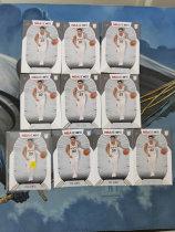 【1118】<<苏州卡通>> HOOPS 新秀 RC 普通和雪花版10张一起 TRE JONES 特雷-琼斯(品见大图)