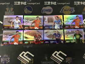 【LZK Colin】2020 中体卡业 中超新赛季 系列 俱乐部特卡 奥古斯托带队 一图打包!