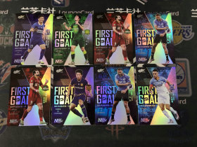 【LZK Colin】2020 中体卡业 中超新赛季 系列 FIRST GOAL 首粒进球特卡 扎哈维带队 一图打包!