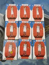 【1118】<<苏州卡通>> HOOPS 新秀 RC 普通和雪花版9张一起 泰奥 马勒东 + 波库舍夫斯基(品见大图)