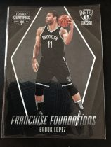 2016-17 卫生巾 布鲁克洛佩兹 franchise foundations 特卡