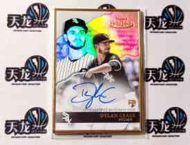 【天龙球星卡】 UNI 2020 MLB TOPPS GOLD LABEL 金框卡签 PITCHER CEASE 新秀 值得收藏 ebay高价