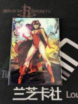 【LZK759】美漫 系列 手绘卡 1/1 1编1 画师见正面或背面 收藏必备!