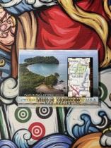 【HZ】2017 UD Goodwin 古德温 地图 哥斯达黎加安东尼奥国家公园
