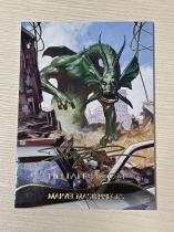 2020 漫威大师MP 大师金印签版 #46 外星生物 非凡龙 专收收藏投资 MAY88