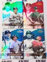【天龙球星卡】 UNI 2020 MLB TOPPS GOLD LABEL 带编折射打包 MOLINA CHAPMAN 共4张