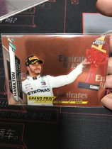 2020 F1 赛车 topps系列 汉密尔顿 最贵的人 夺冠 特卡