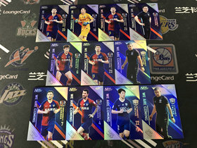 【LZK668】2020 中体卡业 中超新赛季 系列 WE ARE COMING 特卡 折射 一图打包!