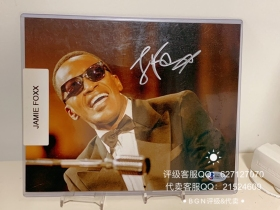 【BGN代卖】210512【必看须知】lws  经典PSA DNA鉴定大照片签字,奥斯卡最佳男主角,杰米,福克斯