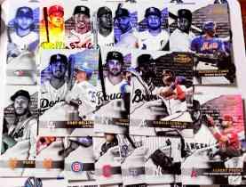 【天龙球星卡】 UNI 2020 MLB TOPPS GOLD LABEL CLASS 2 折射打包 ACUNA CANO 共15张